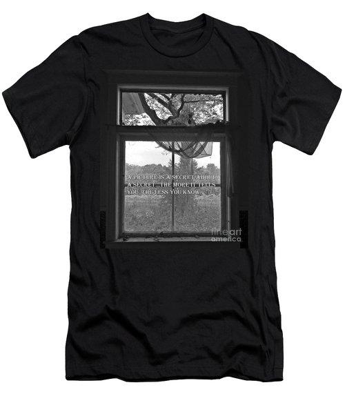 Window Men's T-Shirt (Athletic Fit)