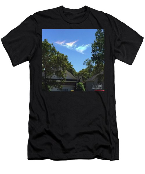 Window From Heaven Men's T-Shirt (Athletic Fit)