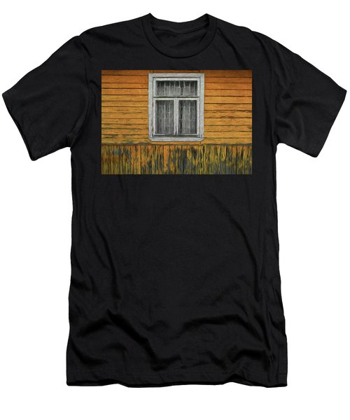 Window In The Old House Men's T-Shirt (Athletic Fit)