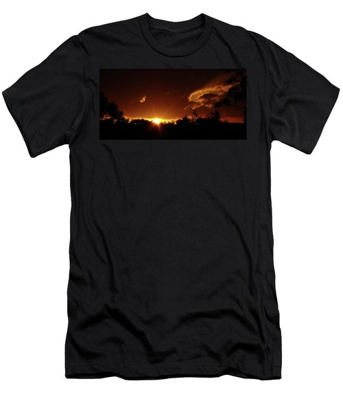 Window In The Sky Men's T-Shirt (Athletic Fit)