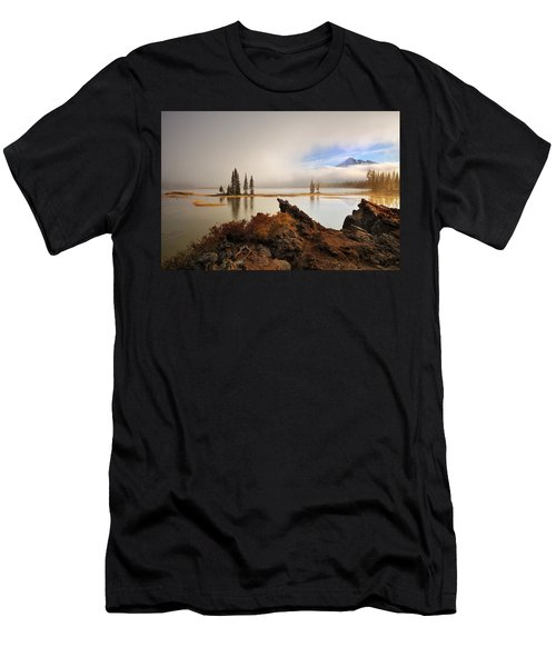 Window Of Opportunity Men's T-Shirt (Athletic Fit)