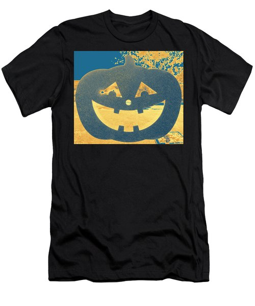 Window Pumpkin #2 Men's T-Shirt (Athletic Fit)
