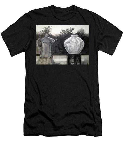 Window View Men's T-Shirt (Athletic Fit)