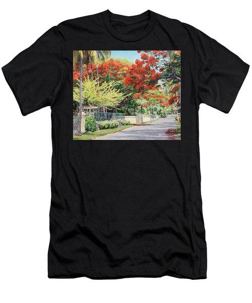 Windsor Avenue Men's T-Shirt (Athletic Fit)