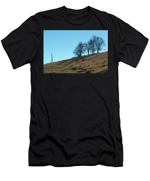 Windswept Trees - December 7 2016 Men's T-Shirt (Athletic Fit)