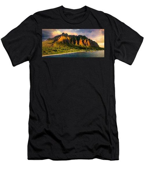 Windward Morning Men's T-Shirt (Athletic Fit)