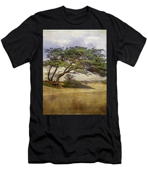 Windy Lean Men's T-Shirt (Athletic Fit)