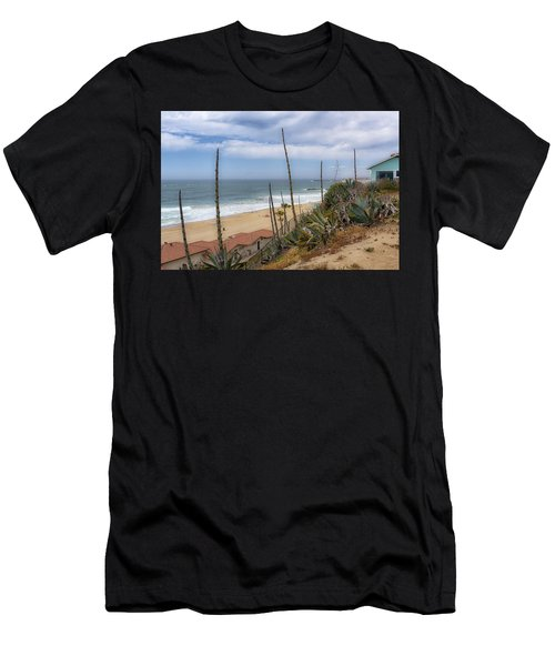 Men's T-Shirt (Athletic Fit) featuring the photograph Windy On Redondo by Michael Hope