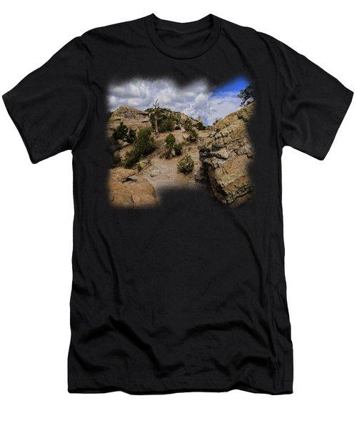 Windy Point No.13 Men's T-Shirt (Athletic Fit)