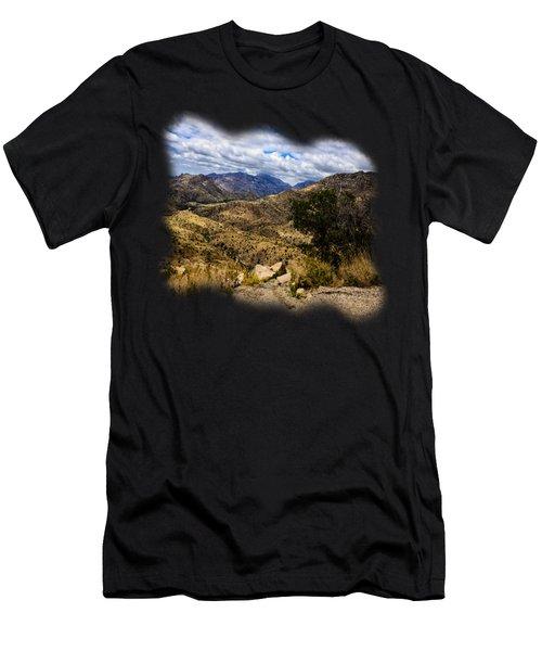 Windy Point No.15 Men's T-Shirt (Athletic Fit)