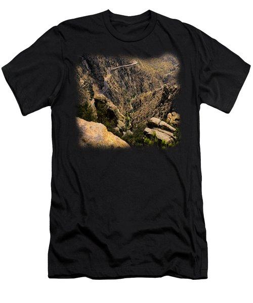 Windy Point No.9 Men's T-Shirt (Athletic Fit)