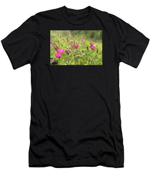 Wine Cups Men's T-Shirt (Athletic Fit)
