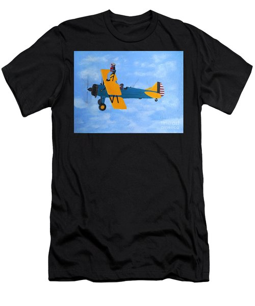 Wing Walker Men's T-Shirt (Athletic Fit)