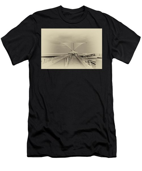 Wings By Calatrava  Men's T-Shirt (Athletic Fit)