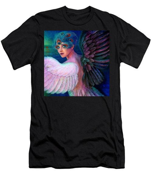 Wings Of Duality Men's T-Shirt (Athletic Fit)