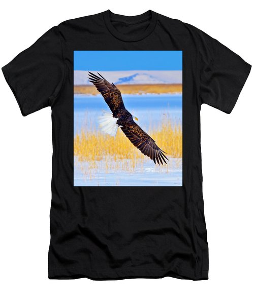 Wingspan Men's T-Shirt (Athletic Fit)