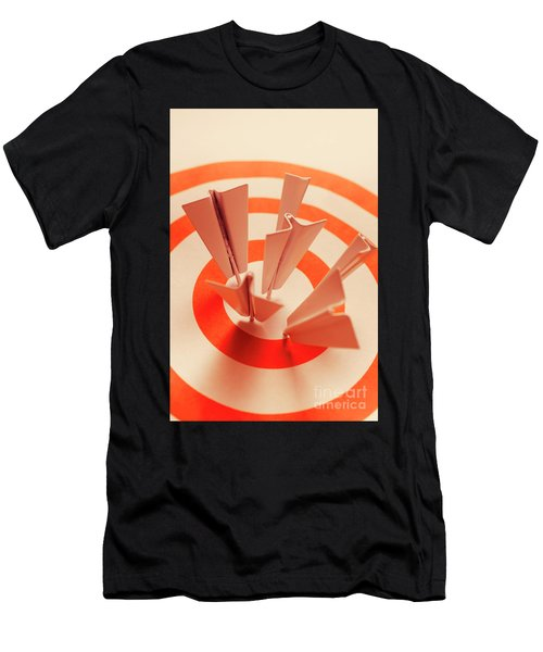 Winning Strategy Men's T-Shirt (Athletic Fit)