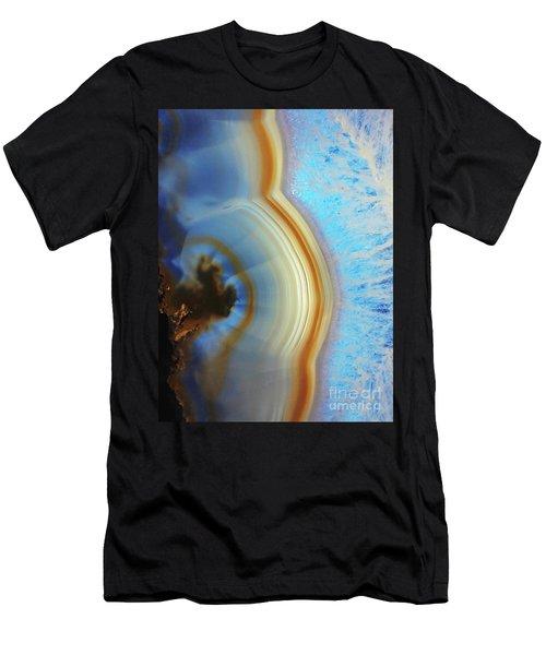 Winter Agate Men's T-Shirt (Athletic Fit)