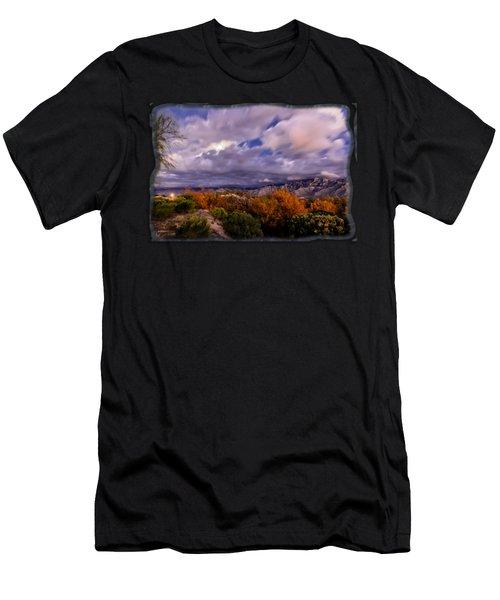 Winter Colors 23 Men's T-Shirt (Athletic Fit)