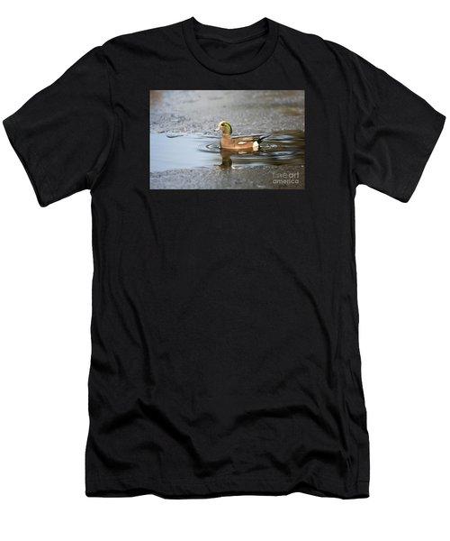 Winter Dip Men's T-Shirt (Athletic Fit)