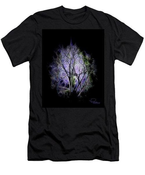 Winter Dream Men's T-Shirt (Athletic Fit)