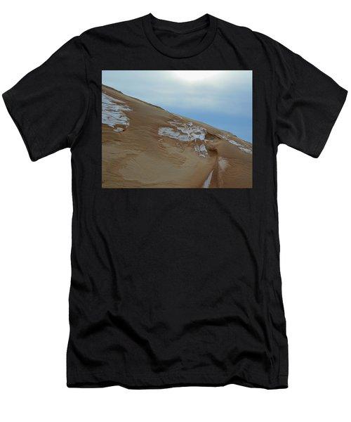 Winter Dune Men's T-Shirt (Athletic Fit)