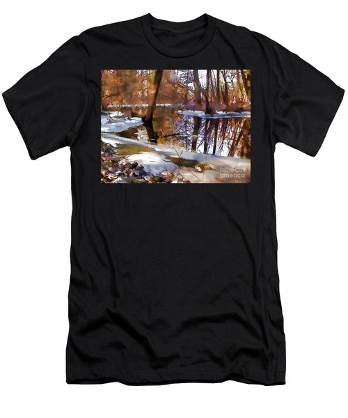Winter Farewell Men's T-Shirt (Athletic Fit)
