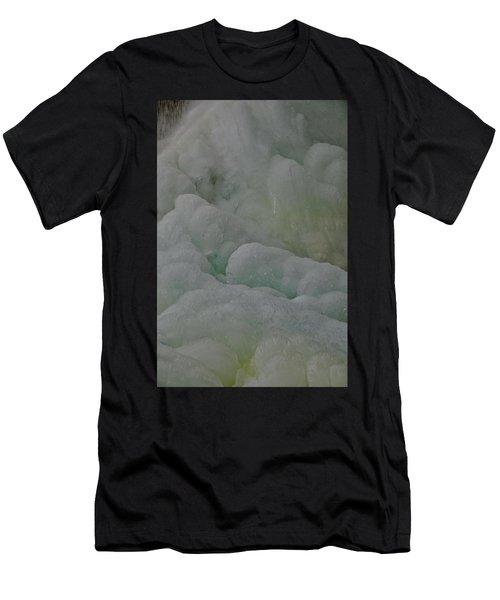 Winter Green Men's T-Shirt (Athletic Fit)