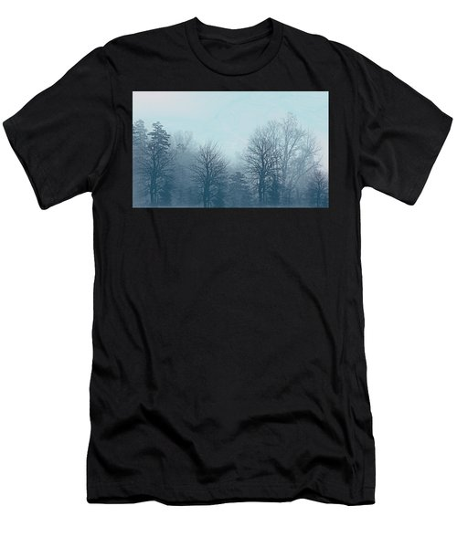 Winter Morning Men's T-Shirt (Athletic Fit)