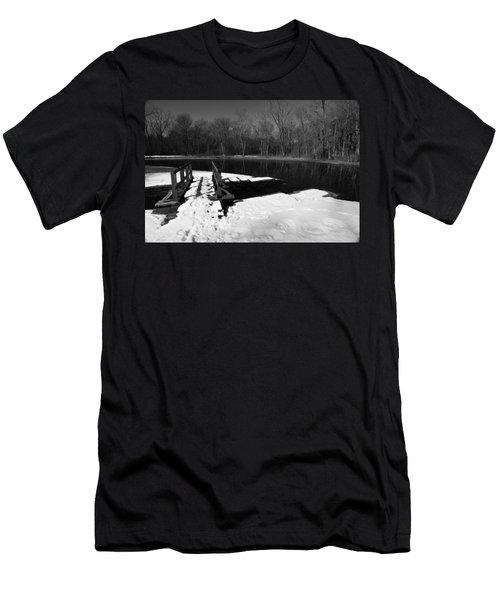 Winter Park 2 Men's T-Shirt (Athletic Fit)