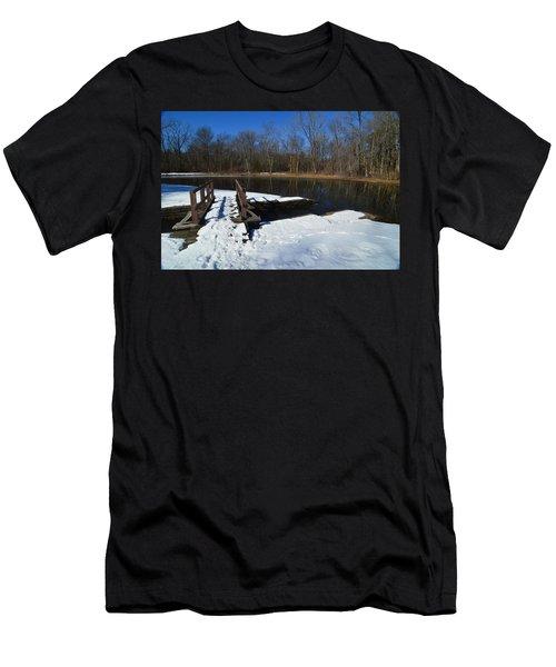 Winter Park Men's T-Shirt (Athletic Fit)
