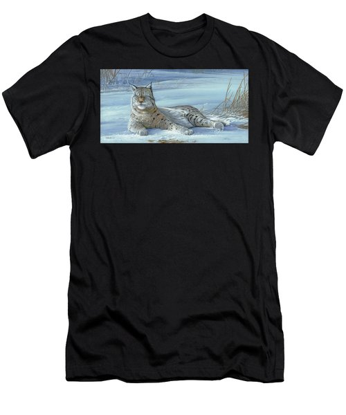 Winter Prince Men's T-Shirt (Athletic Fit)