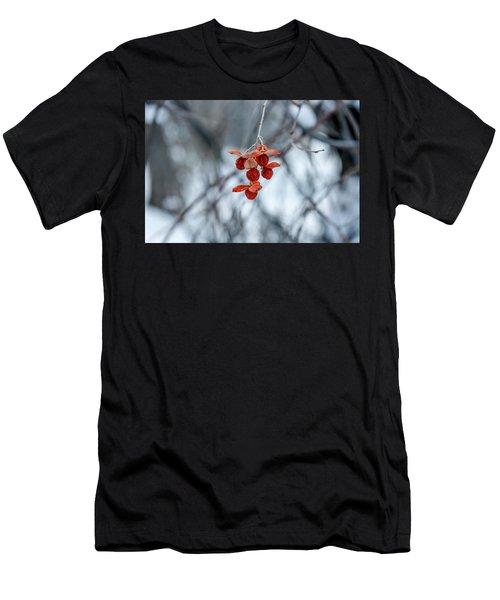 Winter Seeds Men's T-Shirt (Athletic Fit)