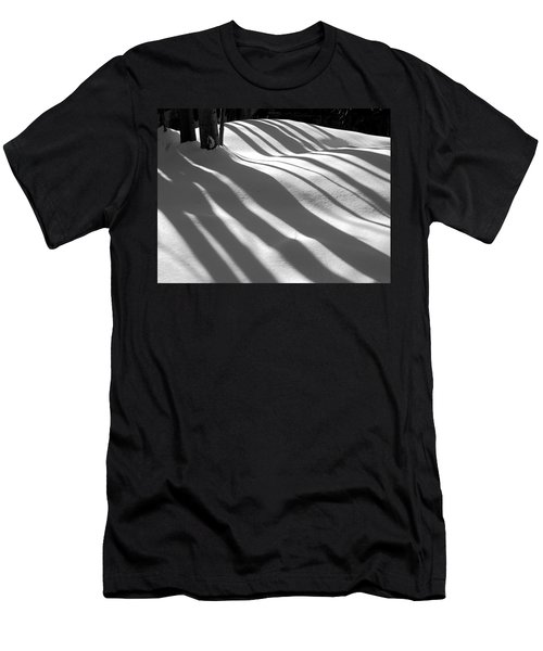 Winter Shadows Men's T-Shirt (Athletic Fit)