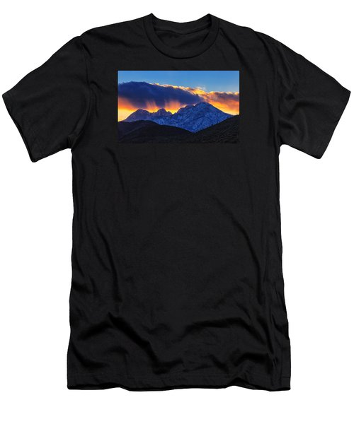 Sudden Splendor Men's T-Shirt (Slim Fit) by Rick Furmanek