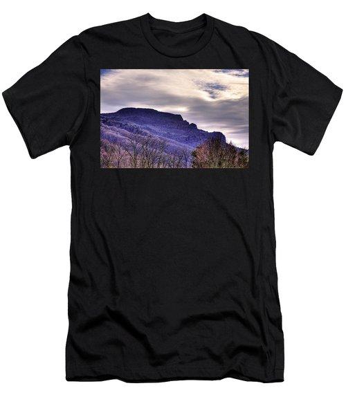 Winter's Sleep Men's T-Shirt (Athletic Fit)