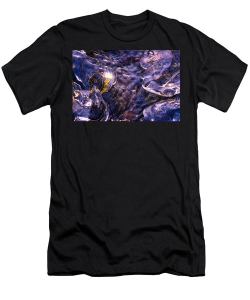 Winter Streams Men's T-Shirt (Athletic Fit)