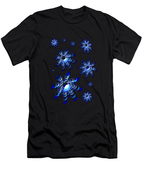 Winter Thoughts Men's T-Shirt (Athletic Fit)