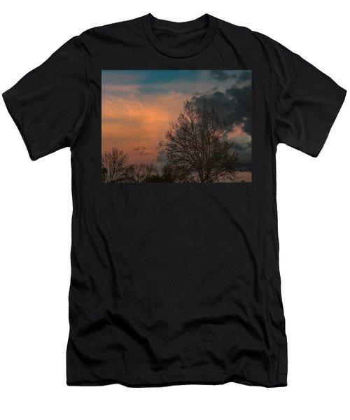 Winter Time Men's T-Shirt (Athletic Fit)