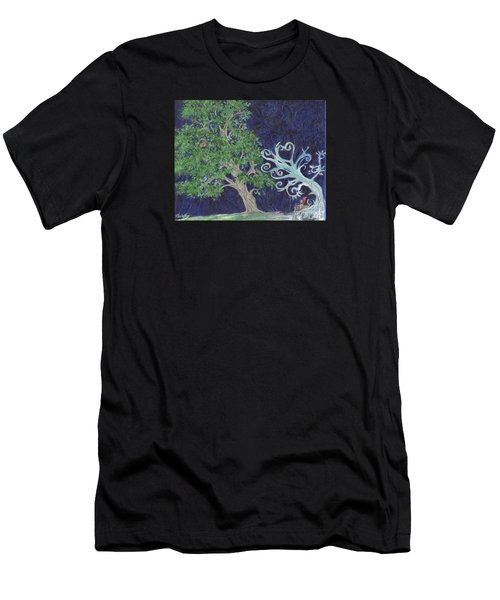 Winter To Spring Men's T-Shirt (Athletic Fit)