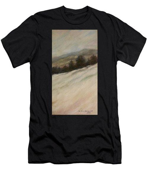 Winter Twilight Men's T-Shirt (Athletic Fit)