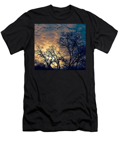 Winter's Afternoon Men's T-Shirt (Athletic Fit)