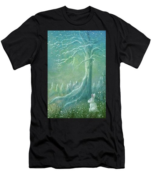 Winters Coming Men's T-Shirt (Athletic Fit)
