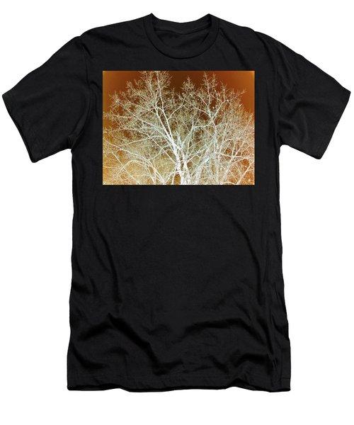 Winter's Dance Men's T-Shirt (Athletic Fit)