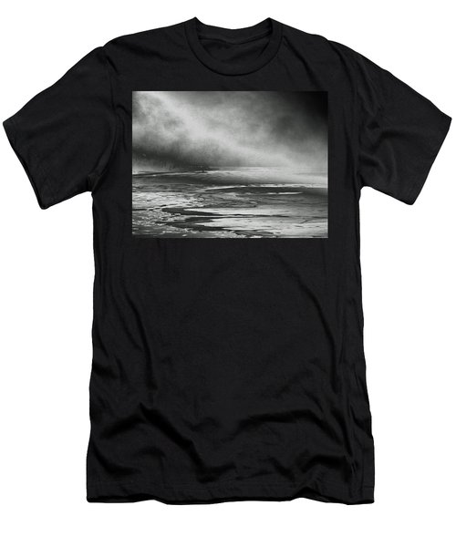 Winter's Song Men's T-Shirt (Athletic Fit)