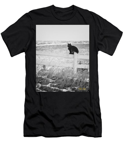Winter's Stalker Men's T-Shirt (Athletic Fit)