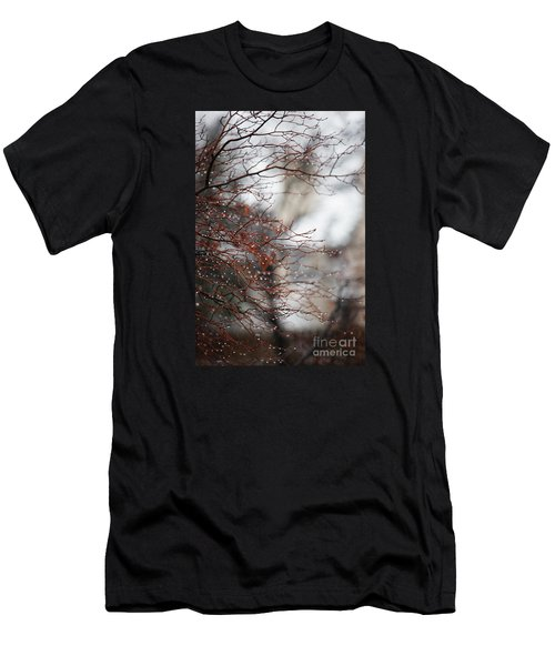 Wintry Mix Men's T-Shirt (Athletic Fit)