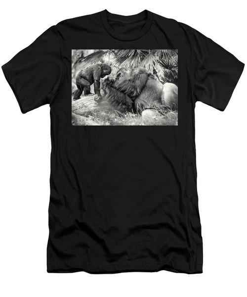 Wisdom Men's T-Shirt (Athletic Fit)
