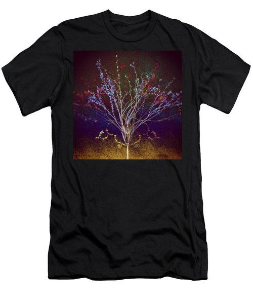 Wisdom Does Not Show Itself Men's T-Shirt (Athletic Fit)