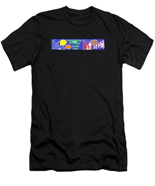 Wish - 36 Men's T-Shirt (Athletic Fit)